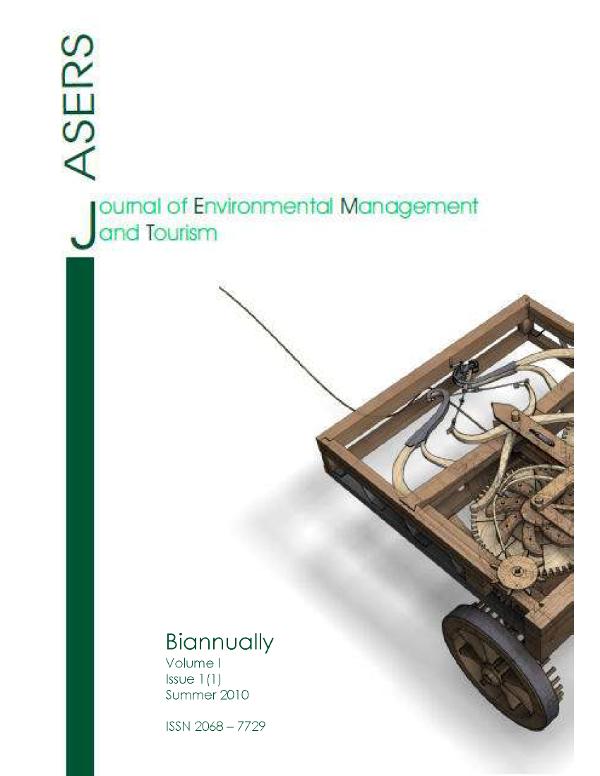 JEMT Volume I Issue 1(1) Summer 2010