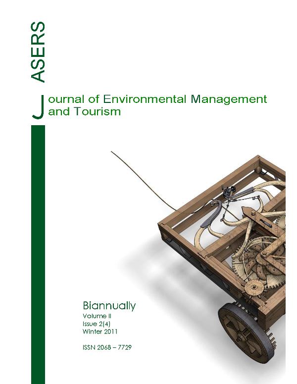 JEMT Volume II Issue 2(4) Winter 2011